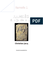 Jacq Christian - R1 Ramses El Hijo de La Luz