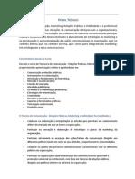 O Técnico de Comunicação MRPP