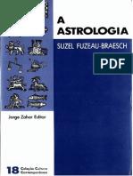 6852604 Historia Da Astrologia a Suzel Fuzeau Braesch