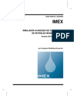IMEX Manual de Usuario 2012