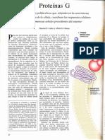 Proteinas G (1992)