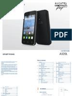 Alcatel One Touch - Manual de Usuario