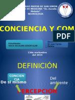 Conciencia y Coma
