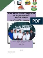 Plan de Trabajo Huacuy 2014