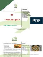 Livro de Receitas Lights