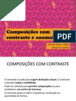 Aula 8 - Composições Com Contraste