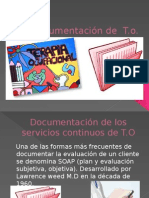 Documentación en To