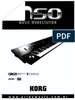 manual portugu s korg m50 rh scribd com Korg Triton Le Korg M50 for Bass Lines