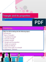 Triangle and Its Properties