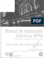 NFPA Manual de Inspeccion Electrica