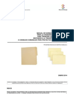 Manual de Normas y Procedimientos