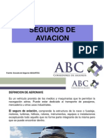 Seguros de aviacion