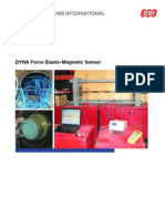 DSI DYNA Force Elasto-Magnetic Senso Us