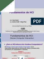 Fundamentos de HCI
