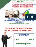 Técnicas de Proyección