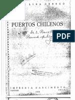 Puertos Chilenos - Jorge Orrego Lira