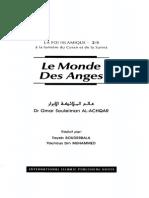 La Foi Islamique 2 - Le Monde Des Anges - Omar Al-Achqar