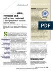 Attrition Abrasion Corrosion and Abfraction Revisited