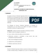 Informe de Investigacion Del EPS