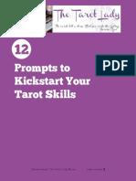 12 Prompts to Kickstart Your Tarot Skills
