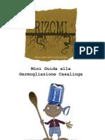 Mini Guida alla germogliazione - versione lettura a video