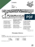Teoria  Microprocesadores