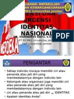2. Drs. Arief Rijadi, M.si., M.pd_diklat PKn Unej-Identitas Nasional