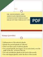12- Mumps (parotitis).ppt