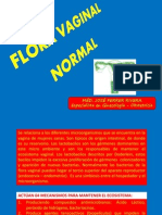 Flora Vaginal rwNormal