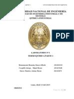 Lab N°1-Química Industrial-Termoquímica-Parte A