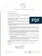 Carta Morosidad 2014