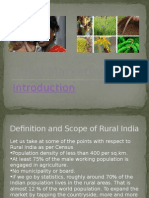 Rural marketing introduction