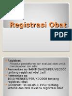 3b.Registrasi Obat
