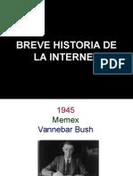 Breve historia de la Internet.ppt