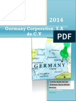 Estadistica II. Germany Corporation