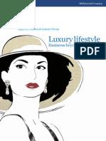 Luxury Lifestyle Business Beyond Buzzwords