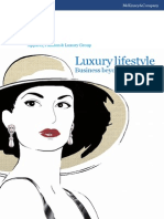 Luxury Lifestyle Business Beyond Buzzwords