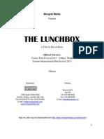 The LUNCHBOX Press Kit - Mongrel