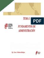(TEMA 1 - FUNDAMENTOS DE ADMINISTRACIÓN).pdf