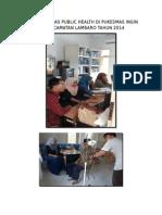 Kegiatan Coas Public Health Di Pukesmas Ingin Jaya Kecamatan Lambaro Tahun 2014