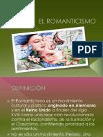 EL ROMANTICISMODIPLOMADO 01