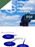 Marketing Mix 1