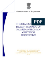Demography Publication 2012
