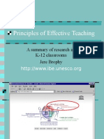 Principles of Effective Teaching (2)