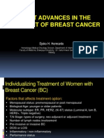 Recent Advances in the Treatment of Breast Cancer