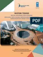 Buku Kajian Materi Teknis Revisi Pedoman Penyusunan RTR