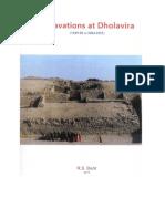 Excavations at Dholavifra 1989-2005 (RS Bisht, 2015)
