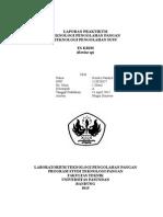 1. Laporan Praktikum Es Krim