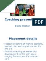 coaching presentation