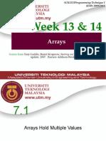 week13_14Array-revC
